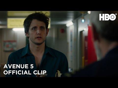 Avenue 5: Where's Matt? (Season 1 Episode 9 Clip)   HBO