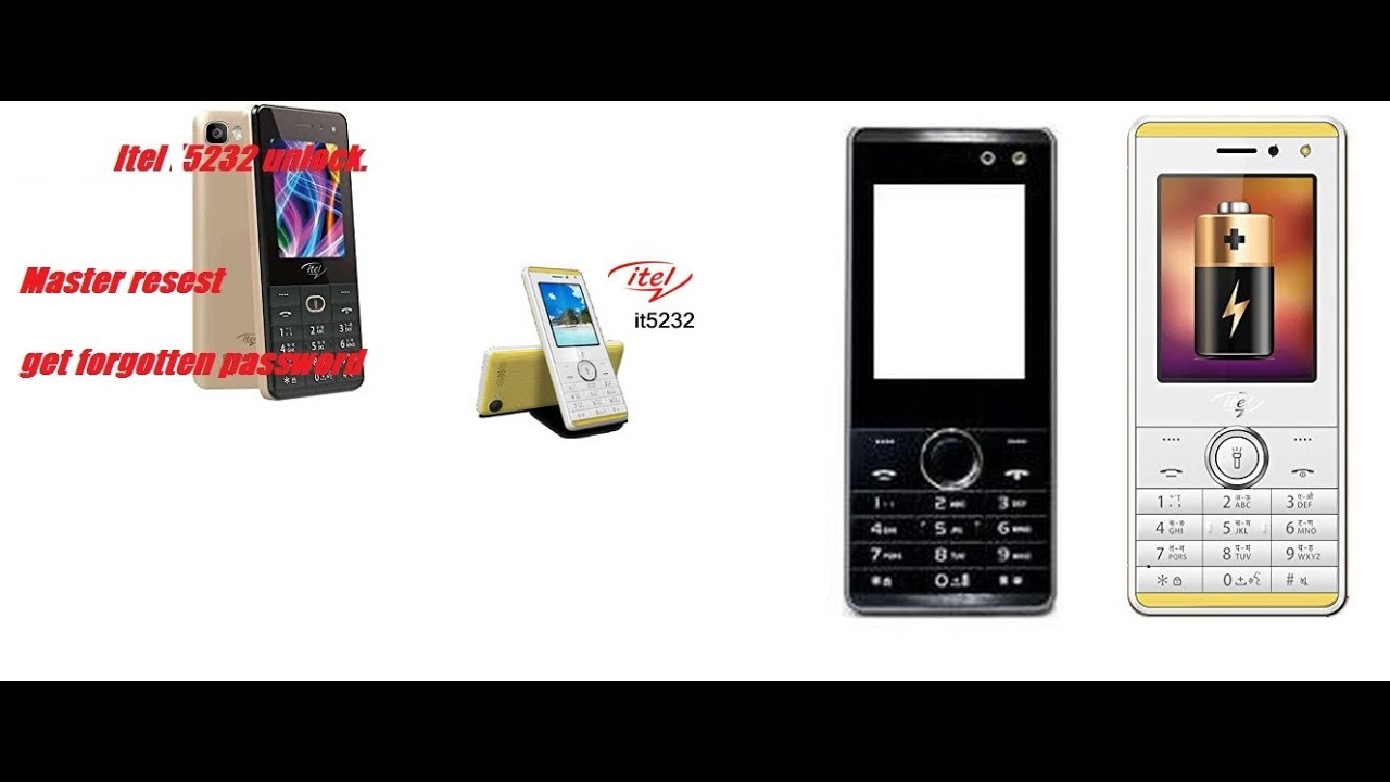 how to flash itel it 5232 keypad feature phone