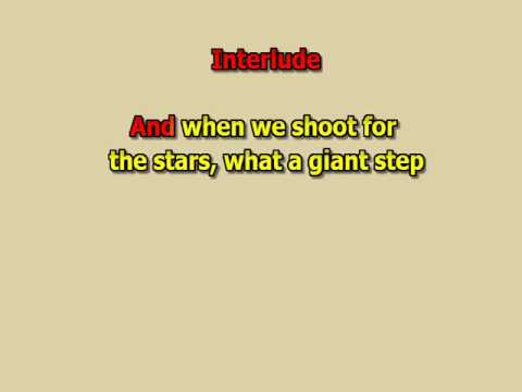 Sleeping Satelite Tasmin Archer  karaoke instrumental lyrics