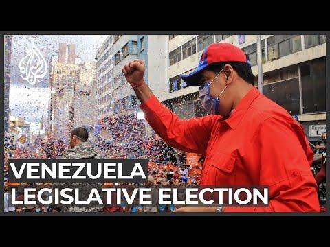 Venezuela is holding legislative elections, without opposition