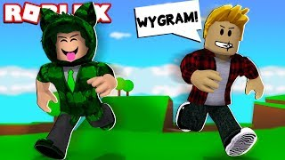 💎 WHO FIRST AT THE FINISH WINS 1000ZŁ! AND ROBLOX #385 💎