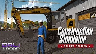 Construction Simulator Deluxe Edition + Liebherr A 918 DLC Pack