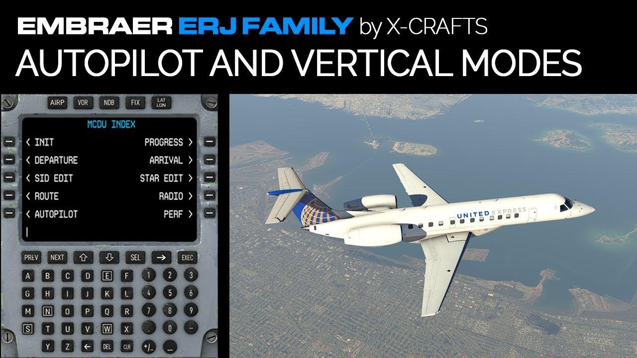 X Plane 11 Embraer