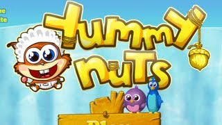 Yummy Nuts-Walkthrough