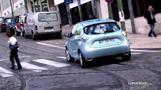Essai vidéo Renault Zoé