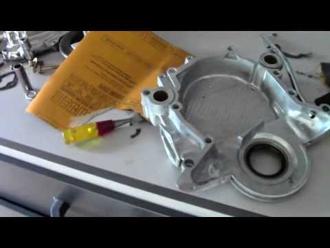Source of Timing Cover Leak Found | Let this be a lesson to anyone doing this job.