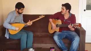 aşk sana benzer-bağlama&gitar (caner-mustafa)