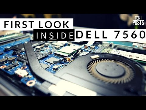 Dell inspiron 14 7447 Disassembly and fan cleaning Laptop repair by