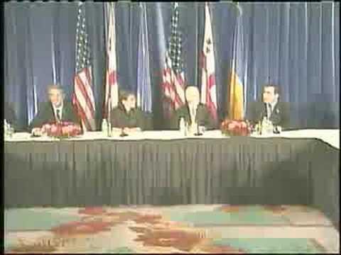 Sarah Palin Talks with World Leaders