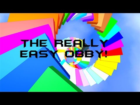 Roblox |   The Really Easy Obby!