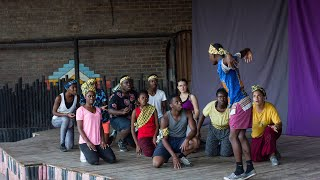 UMTOLO | Young Vic Taking Part in Zimbabwe