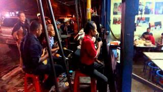 Live Music Keroncong di Bakmi Kadin Yogyakarta