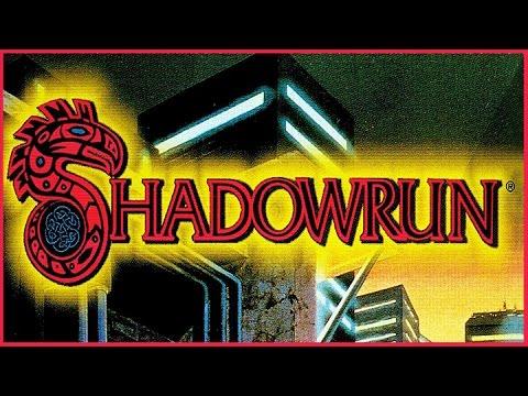 Shadowrun [Genesis] review - Segadrunk