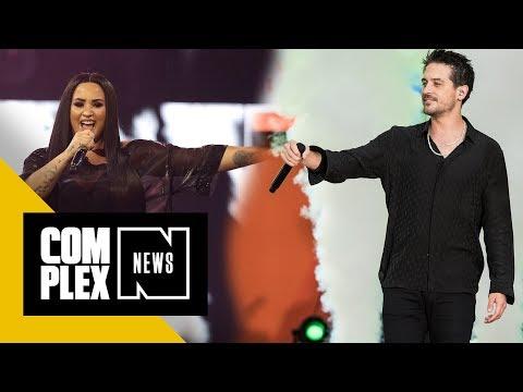 G-Eazy Responds to Demi Lovato Dating Rumors