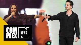 Baixar G-Eazy Responds to Demi Lovato Dating Rumors