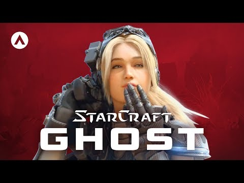 Tragically Cancelled - Investigating StarCraft: Ghost