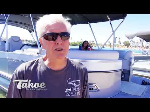 #4 Pontoon Family   Tahoe Pontoons