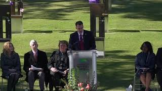 Remembrance Ceremony: Gov. Kevin Stitt
