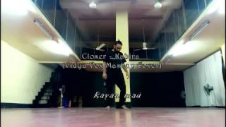 The Chainsmokers - Closer   Kabira (ft. Casey Breves) #close freestyle  dancecover #rayan_mad