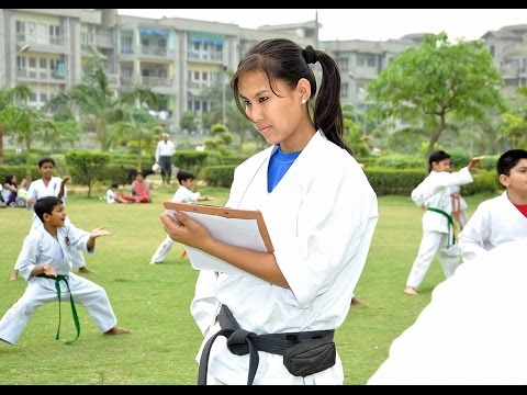 martial arts classes in india (noida stadium)