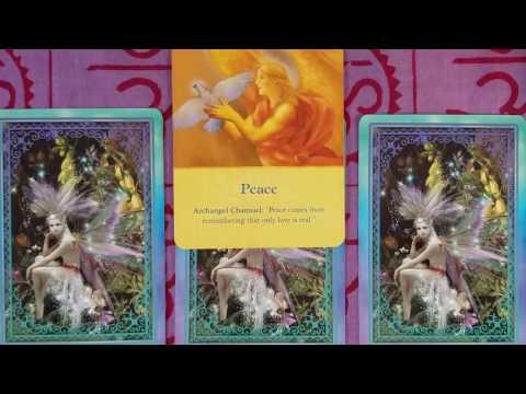 October 31 - November 6, 2016 Weekly Angel Tarot & Oracle Card Reading