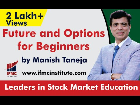 Option Trading Course l Future and Options for beginners || IFMC INSTITUTE