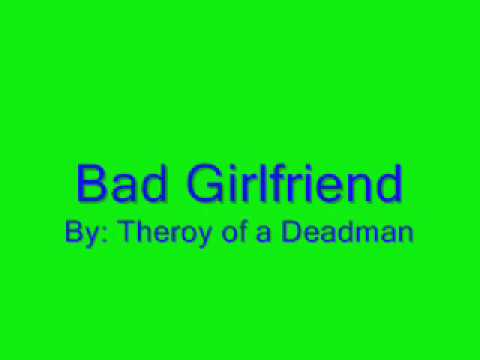 Bad Girlfriend (lyrics)