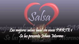 Mix salsa baul sin voces