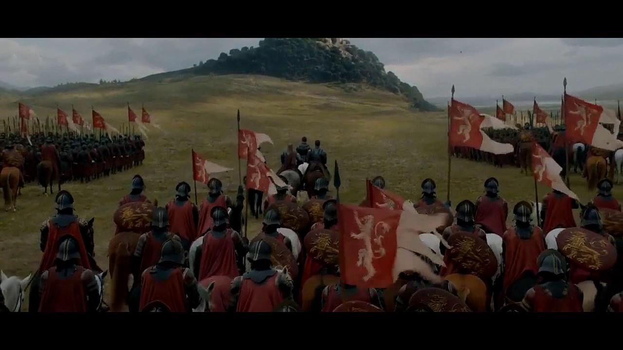 Jaime and The Lannister Army arrive at Highgarden | The Queen\'s ...