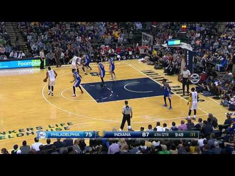 Philadelphia 76ers at Indiana Pacers - March 26, 2017