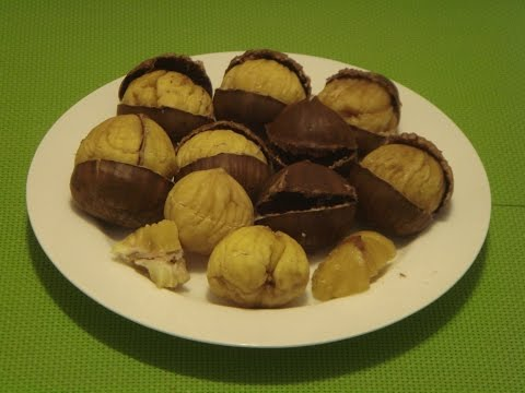 How to Roast Chestnuts in Oven: How to Cook Chestnuts in Oven
