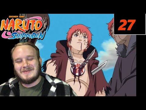 Impossible Dream - Naruto Shippuden Episode 27 (REACTION!!!)