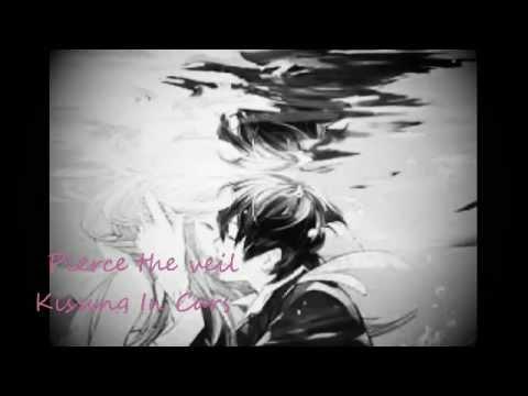 Pierce The Veil Kissing In Cars (amv and lyrics)
