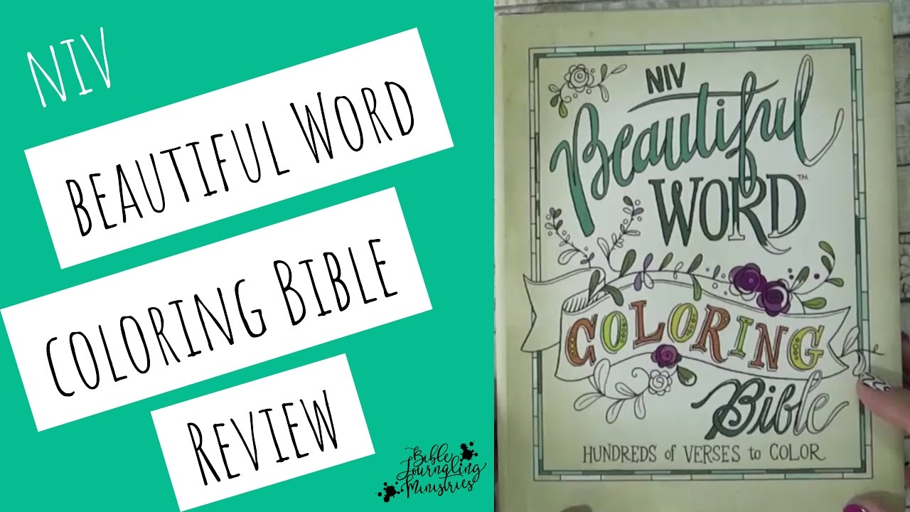 Beautiful Word Bible Journal Review - The Pros and Cons of This ...