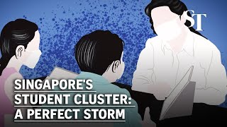 Singapore's student cluster: A perfect storm