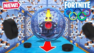 BALLER Olympics *NEW* Game Modes in Fortnite Battle Royale thumbnail