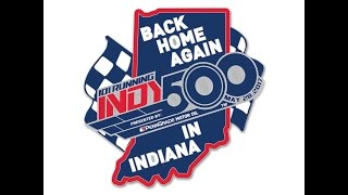 Indy 500 Saturday May 20 - Qualifying 2017