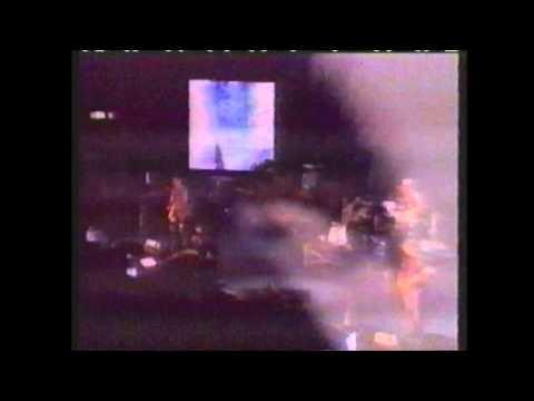 U2 Zoo Station Live Stockholm 1992