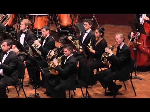UMich Symphony Band - Michael Colgrass - Winds of Nagual (1985)