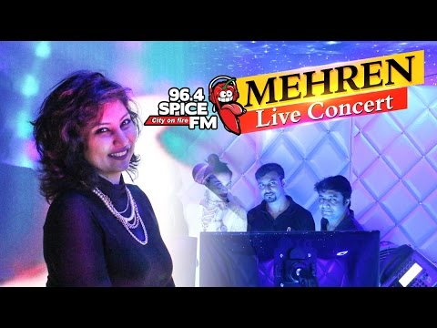 Mehreen Live Performance with Rj Tazz | Women's Day 2017 | Spice FM