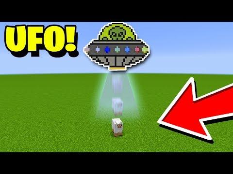 DER KOMMER EN UFO PÃ… MIN SERVER!? Dansk Minecraft SpyMc #17