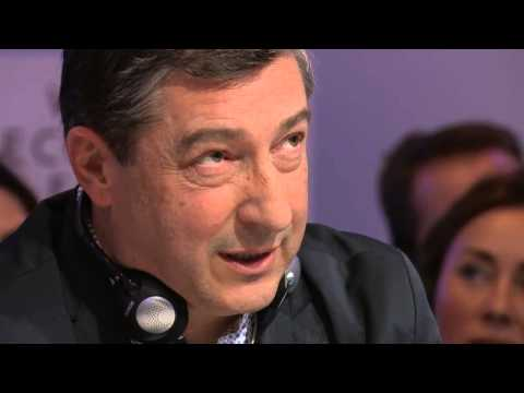 Davos 2015 - Let Food Be Thy Medicine