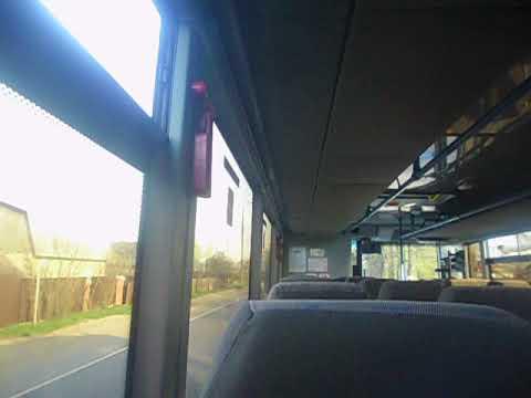 На школьном автобусе - из Звенигорода в Москву