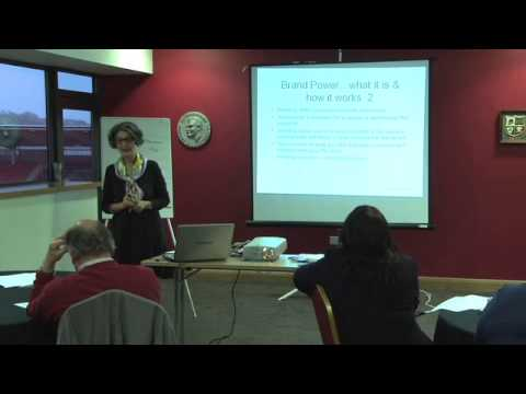 Yvonne Fuchs - 'Branding' Workshop