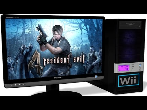 Resident Evil 4: Wii edition - Dolphin Emulator Wiki