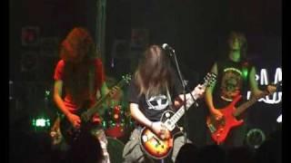 CRUSHER - Den Of Iniquity (Live In ScyHall)