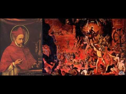 Hell and Its Torments ~ St Cardinal Bellarmine