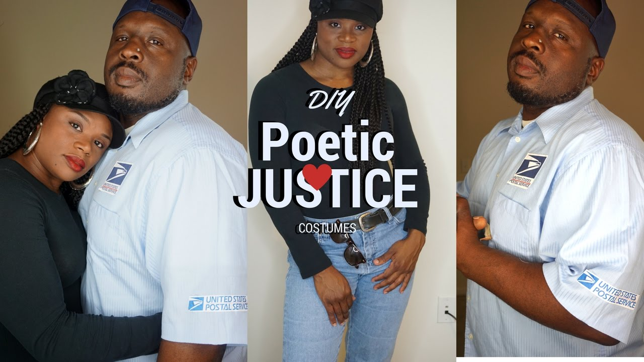 couples costume diy poetic justic costumes janet jackson and 2pac youtube