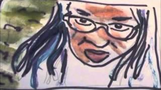 B. Sağlam: Karikatür Kız Resmi Müzik Video