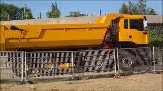 1/14 8x8 Armageddon Dump Truck hard work in the construction / Zipilandia